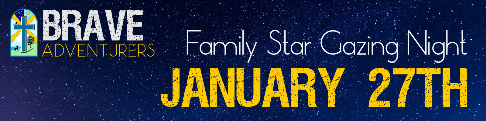 Family Star Gazing Night (Postponed)